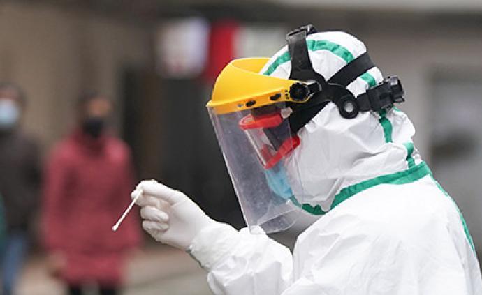 人民日報:做好無癥狀感染者防控工作