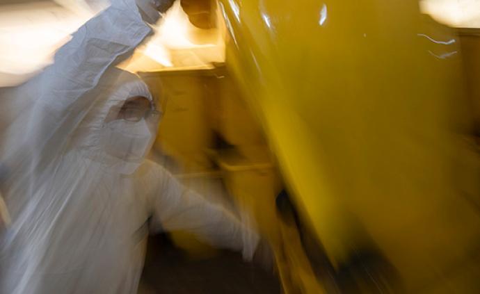 人民日报关注上海医废处置情况:逾百吨医疗废物日产日清