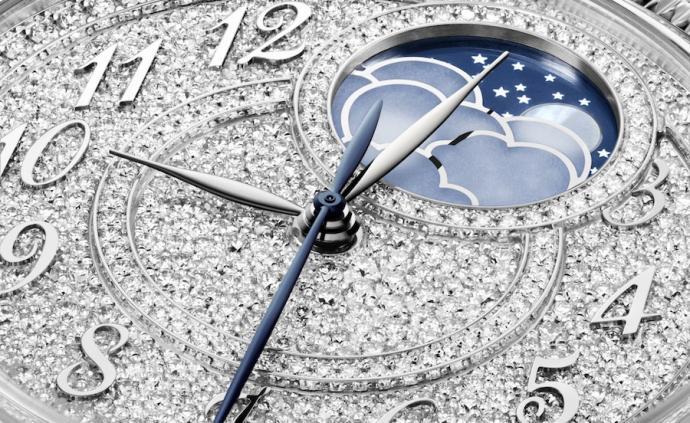 2020時計不停| 江詩丹頓:編織一匹曼妙的時間之錦
