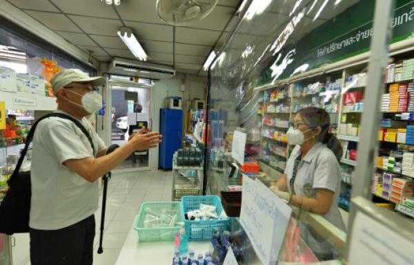 泰国新增103例新冠肺炎确诊病例,累计确诊1978例