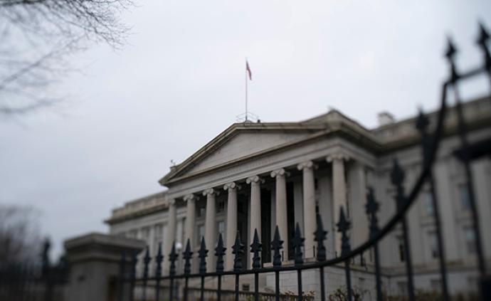 """美国财政部:将在两周内向国民""""撒钱"""",人均1200美元"""