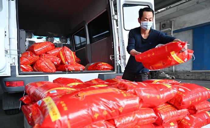 深圳:無須囤糧!政府儲備糧能滿足市民180天需求
