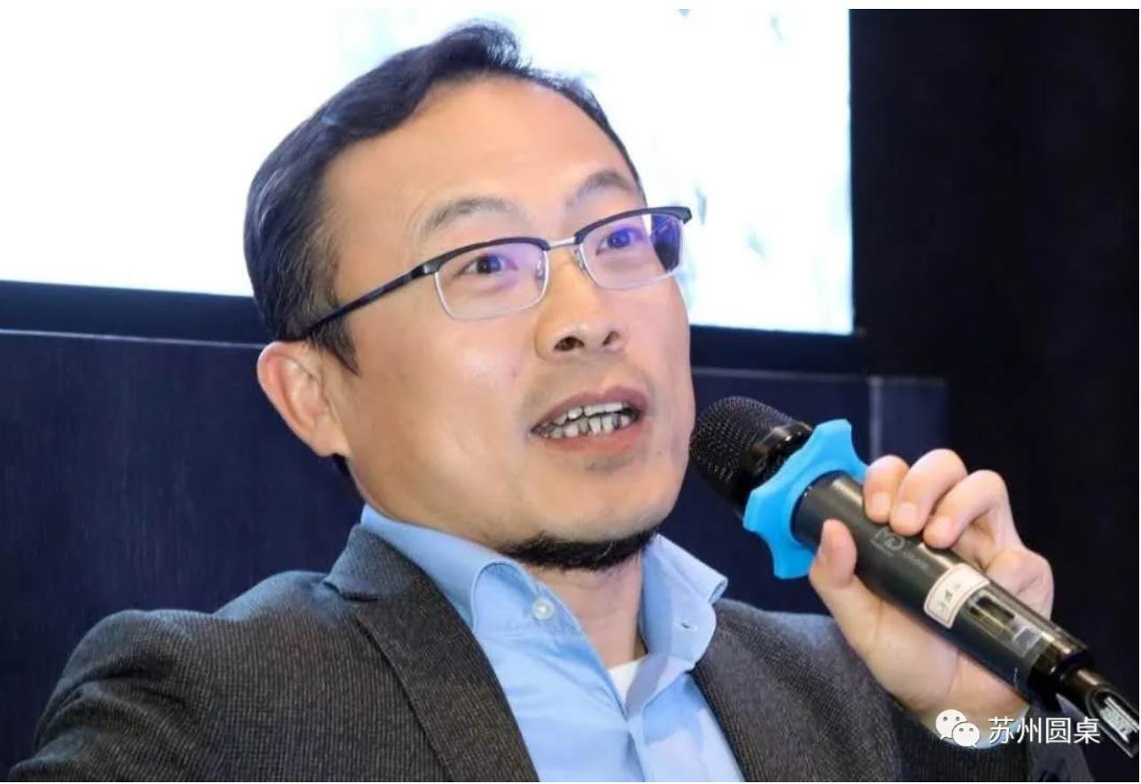 庞俊勇认为苏州生物医药产业依旧存在不足之处。