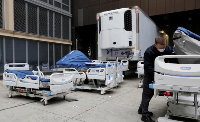 约翰斯·霍普金斯大学:美国新冠确诊病例超过25万例