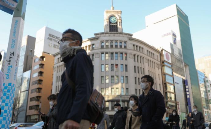 不封城、不足量测试,日本专家警告:东京可能变成下一个纽约