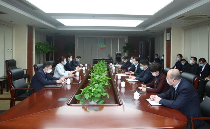 淮北市委副書記李明出任皖能集團黨委副書記,獲提名任總經理
