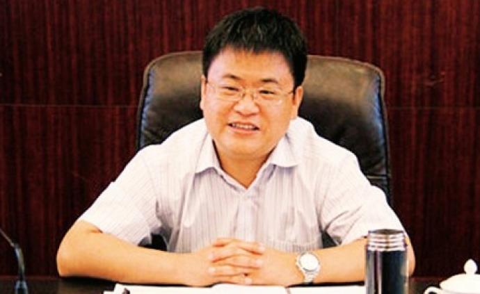 """""""70后""""山西省政府研究室副主任焦斌龍出任太原副市長"""