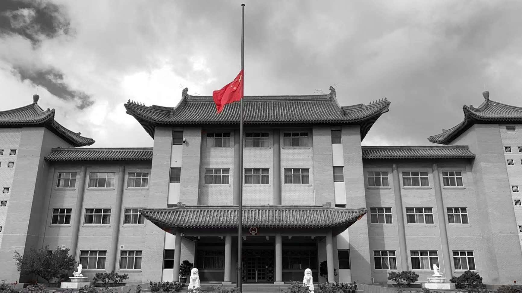 中国驻外使馆让人心寒 中国大使馆帮中国人吗