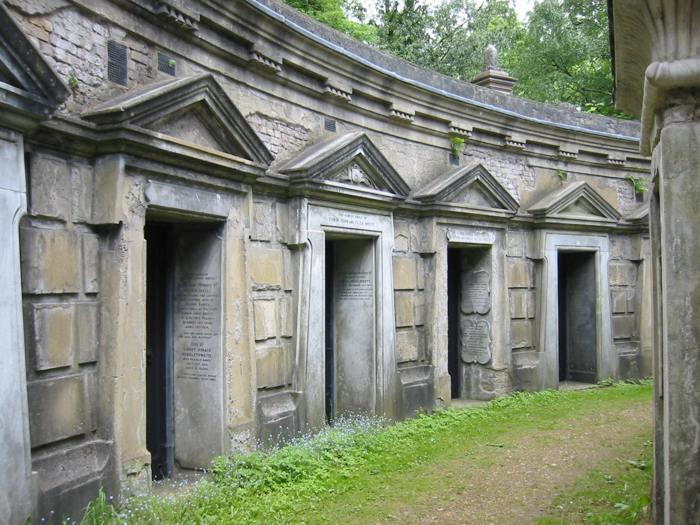 海格特公墓。 图片来源于网络