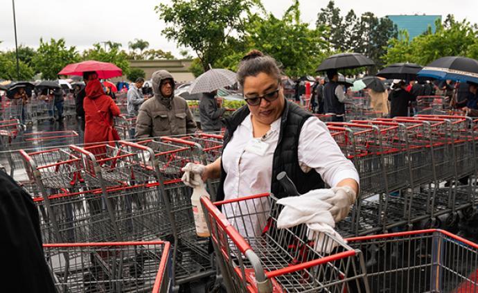 全球抗疫观|拼命在家宅两周,怎抵超市裸奔一竞技宝