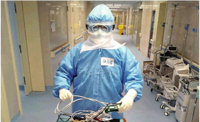 山東一援鄂醫療隊員隔離期滿后突發心臟驟停,醫院正全力搶救