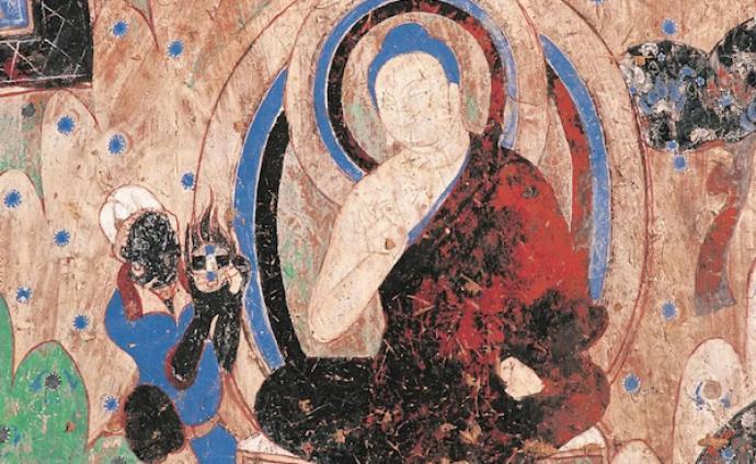 鉴赏|龟兹壁画中的丝路商旅:看马璧龙王如何救商客