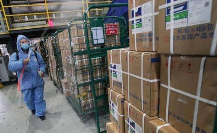 商務部:中國沒有也不會限制醫療物資出口
