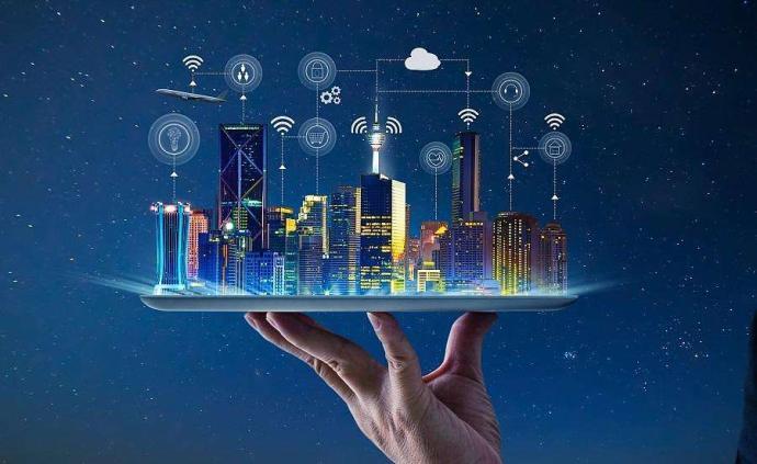 以智慧架構推動城市治理現代化
