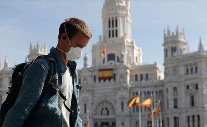 西班牙新增6023例新冠肺炎確診病例,累計130759例