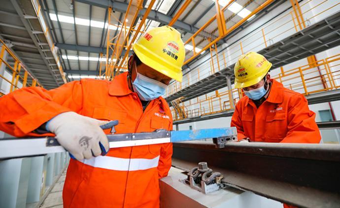 武漢市發改委答澎湃:將逐步推動企業復工復產向達產滿產轉變