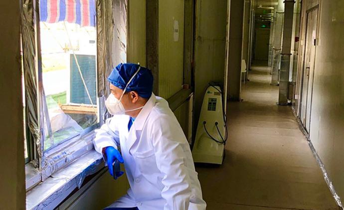 醫護日記|雷神山B區監護室正式關閉,我們迎來回滬的好消息