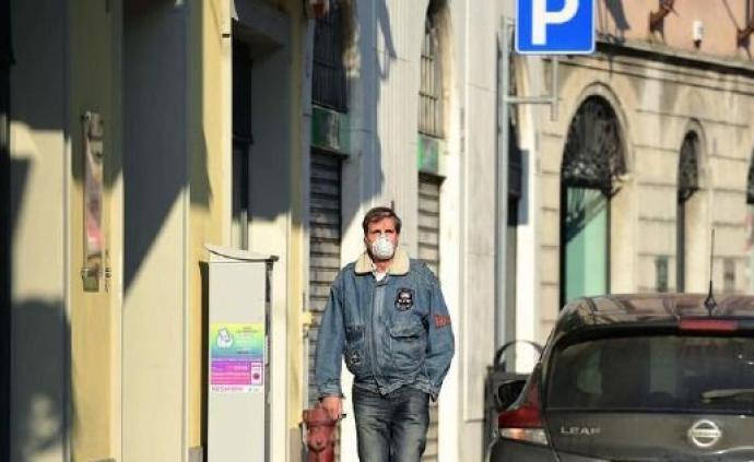 意大利新增新冠肺炎確診病例4316例,累計128948例