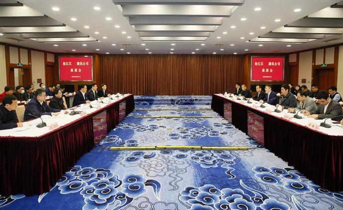 總投資超150億元,長三角人工智能超算中心落戶上海松江
