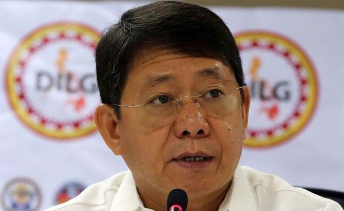菲律賓內政部長確診感染新冠肺炎,此前已有多名要員感染