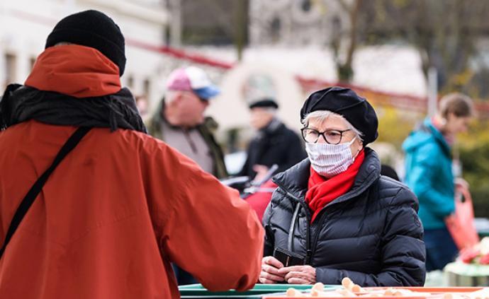 外媒:德国拟要求民众戴口罩,希望封锁结束后生活恢复正常