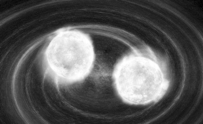 首个双白矮星引力波源证实:轨道周期一千多秒,正产生引力波