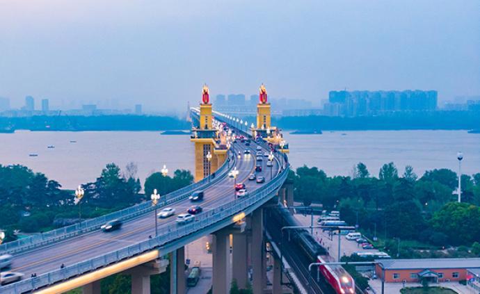 江苏2035年将布局41条过江通道,平均每十公里就有一座