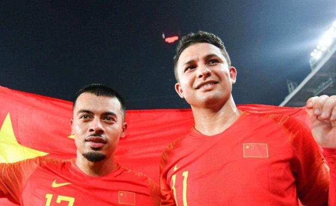中國足球歸化政策沒變,足協、國足主帥李鐵都不排斥入籍球員