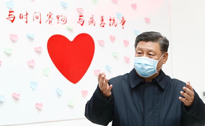 """習近平引領中國戰""""疫""""以變應變"""