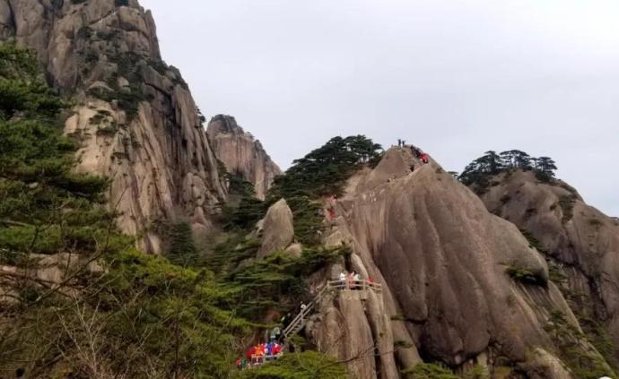 黄山市公报:去年接待游客7402万人次,增长14.1%