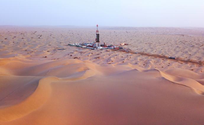 中石油在塔里木盆地獲重大勘探突破,滿深1井獲高產油氣流