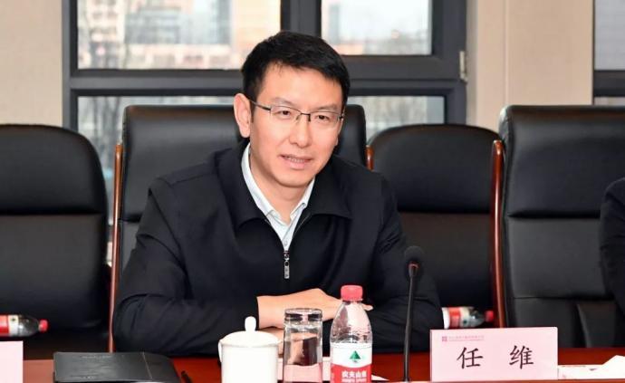 43歲、清華博士,告別電力界的任維成全國最年輕省部級領導
