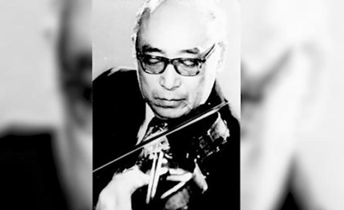 紀念 上交元老級首席小提琴家柳和塤去世,享年93歲