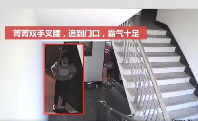 浙江海寧5歲女童獨自回家遇入室行竊者,連發三問嚇跑小偷