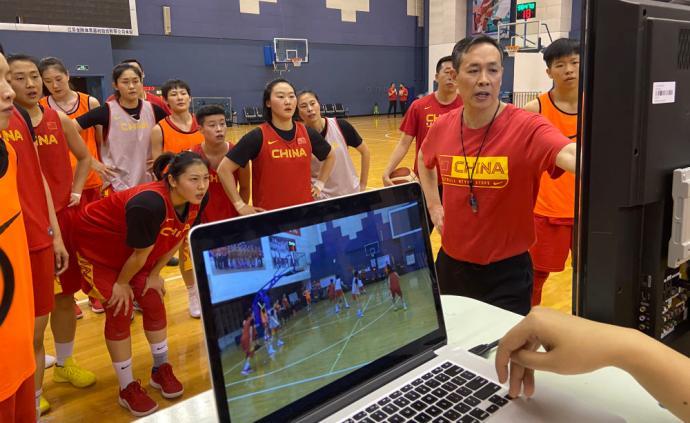 17个月怎么过?强化体能磨细节,中国女篮克服奥运延期困难