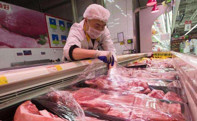国家发改委:春节后共投放九批中央冻猪肉