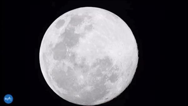 """年度最大""""超级月亮""""今晚上演"""