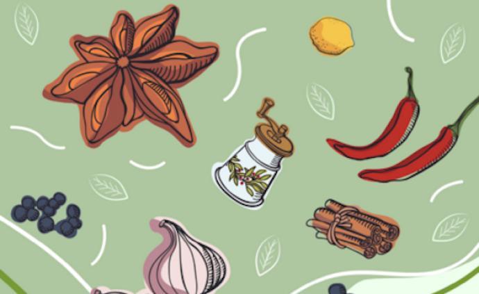親子學堂&藝術成長微課堂| 用香料拼貼風景作品