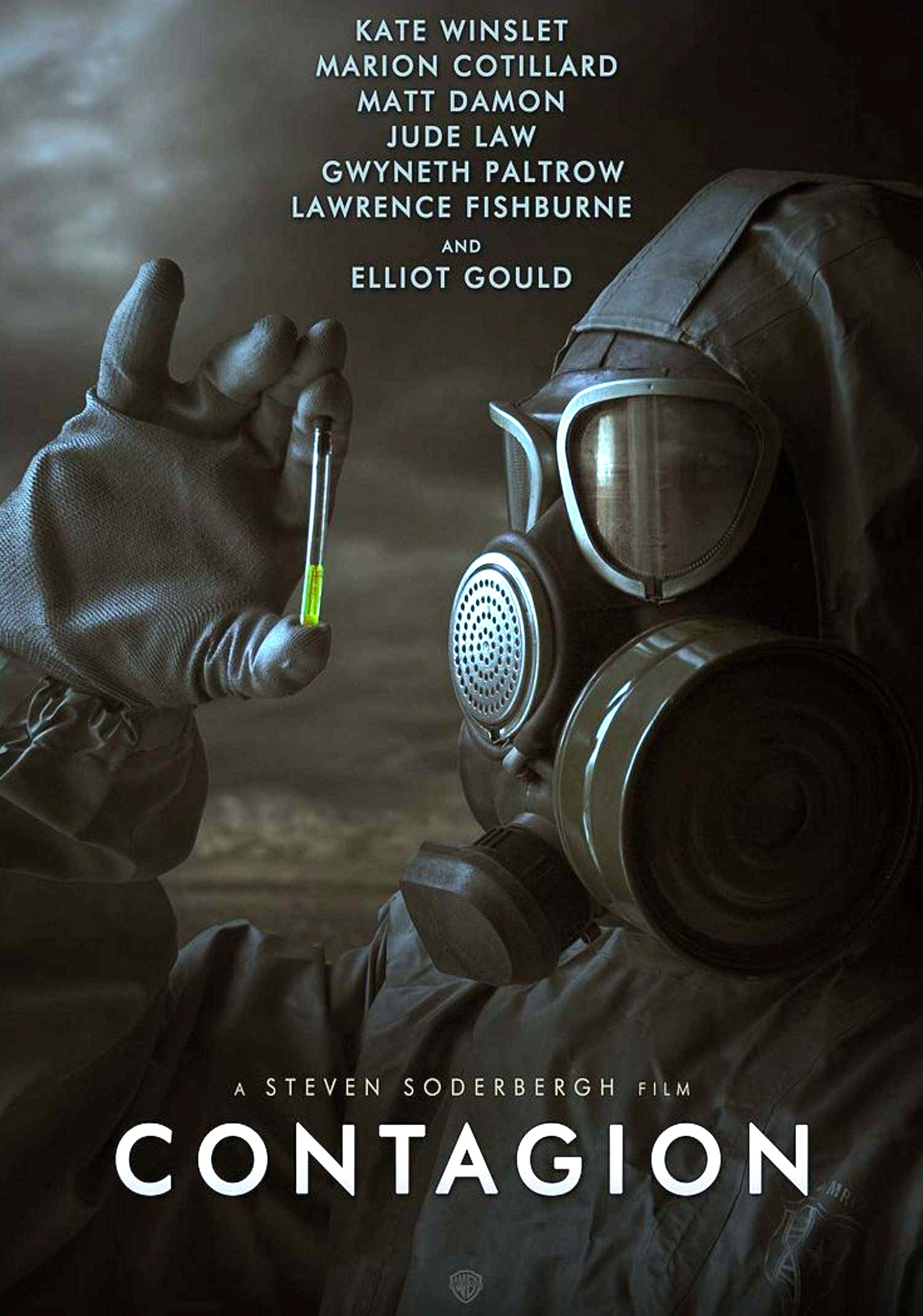《传染病》电影海报