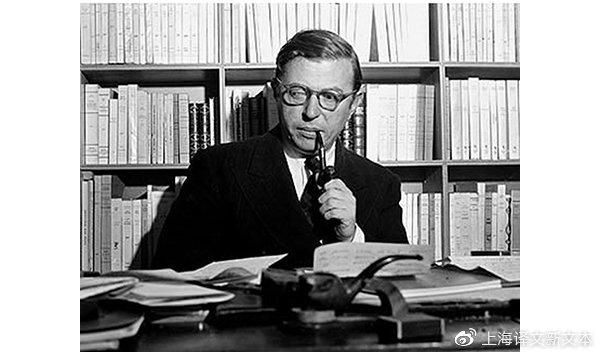 让-保罗·萨特(Jean-Paul Sartre,1905年6月21日-1980年4月15日)