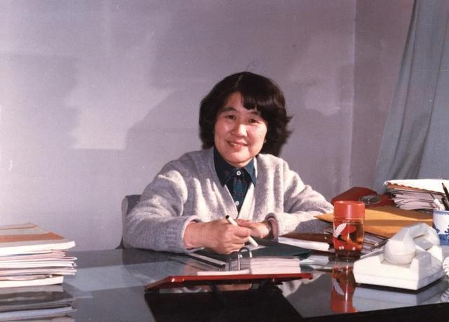 原感光所所长曹怡同志(1990年代)。 中科院理化所官网 图