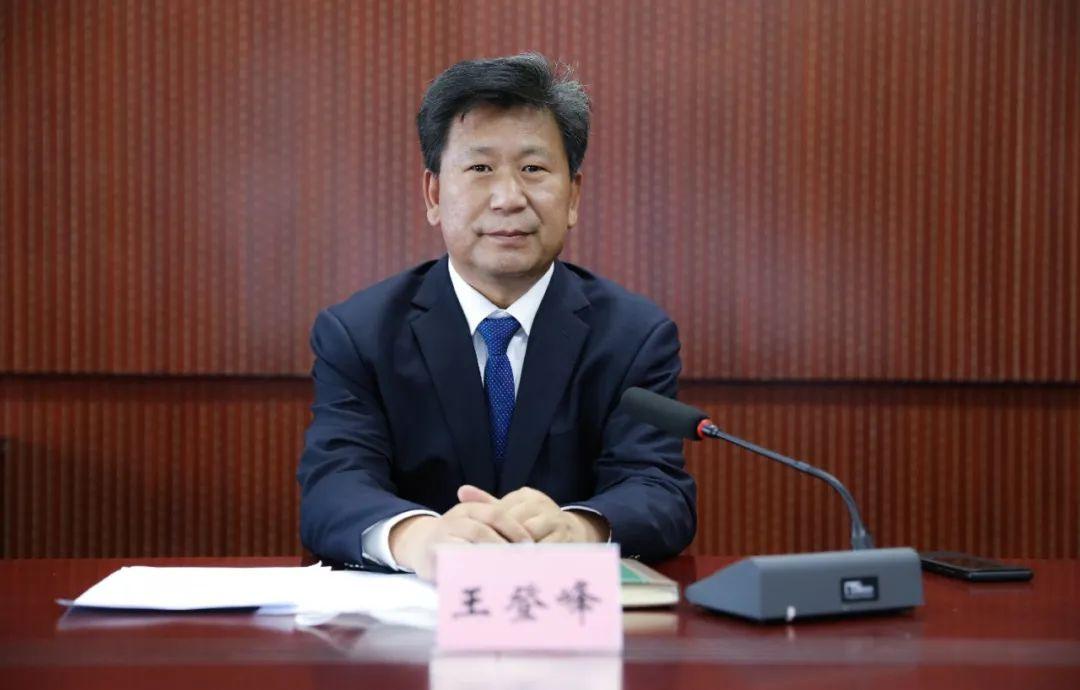 王登峰 教育部應對新冠肺炎疫情工作領導小組辦公室主任