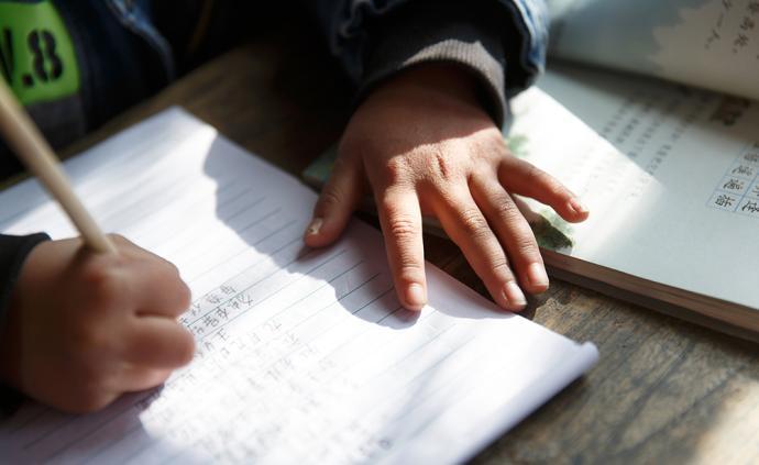 廣東千村調查①丨三成村莊有公立幼兒園,低齡留守兒相對多