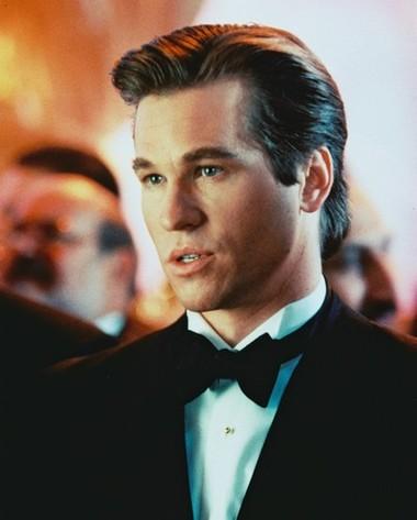 """方·基默也曾演绎过""""蝙蝠侠""""布鲁斯·韦恩。"""
