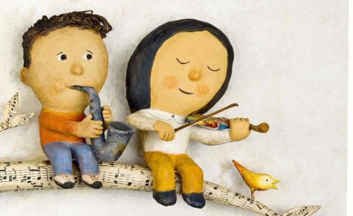 """用垃圾做樂器,貧民窟孩子們創造出屬于自己的""""治愈音樂"""""""