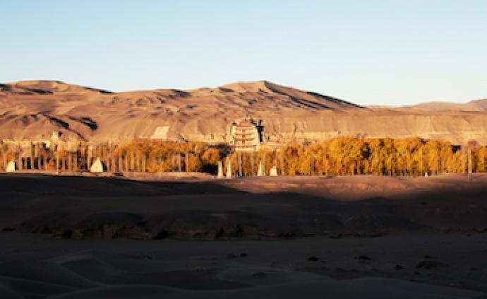 莫高窟的創建為前秦建元二年,還是東漢至西晉年間?