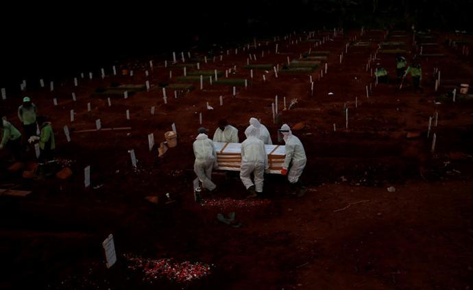 早安·世界|印尼累計確診7775例,雅加達延長封鎖期