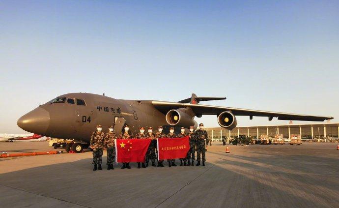解放军向巴基斯坦、缅甸、老挝军队提供抗疫物资并派遣专家组