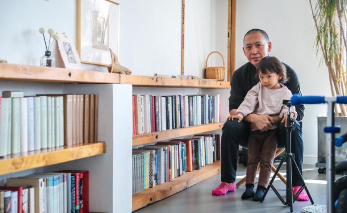 書房里的世界觀|作家苗煒:陪孩子讀書,是重回理性的過程