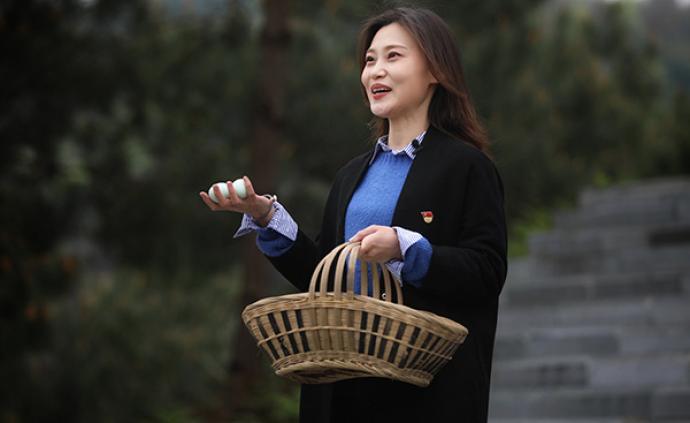 对话 85后带货副县长郑秋实:美女是我竭力想撕去的标签